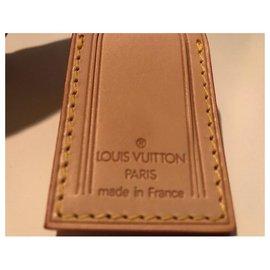Louis Vuitton-PORTE-CLES OU PORTE-ADRESSE-Autre