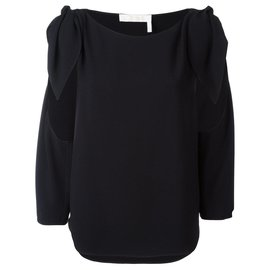 Chloé-Tops-Navy blue