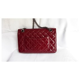 Chanel-TIMELESS 2.55-Red