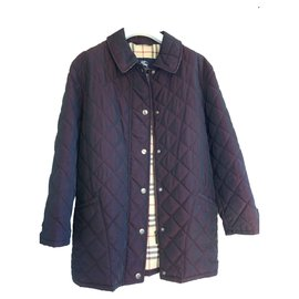 Burberry-Jackets-Purple