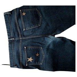 Pablo De Gerard Darel-Jeans-Navy blue
