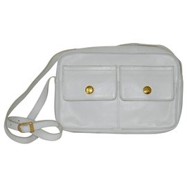 Céline-Handbags-White