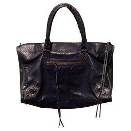 Balenciaga-Handbags-Blue