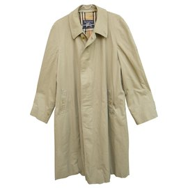 Burberry-waterproof Burberry vintage t 52 Removable Lining-Khaki