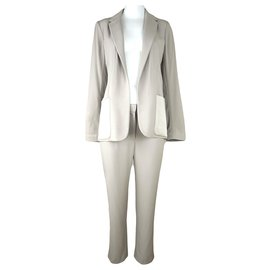 The row-tailleur pantalon-Beige