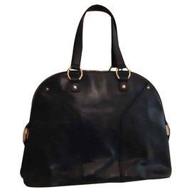 Yves Saint Laurent-Handbags-Light blue