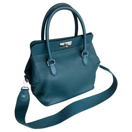 Hermès-Boîte à outils 26 6100€ RTP-Bleu