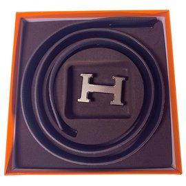 Hermès-H-Preto,Cinza antracite