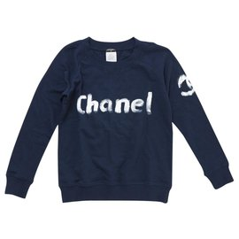 Chanel-COLLECTOR LIMITED EDITION-Navy blue