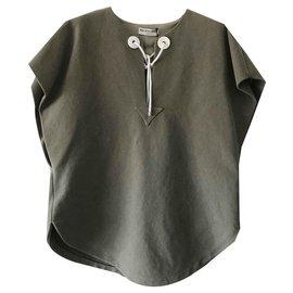 Balenciaga-Hohe Balenciaga Größe 40-Khaki