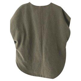 Balenciaga-High balenciaga size 40-Khaki