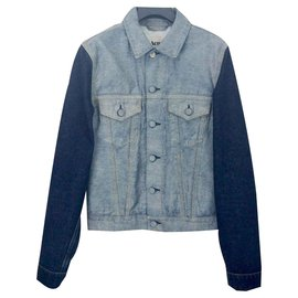 Acne-Denim Jacket-Blue