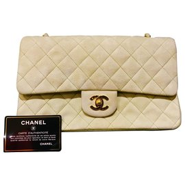 Chanel-Chanel Timeless / Classique-Vert