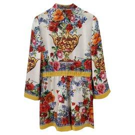 Dolce & Gabbana-Combinaisons-Multicolore