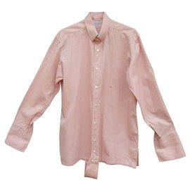 Charvet-chemise Charvet taille M-Rose