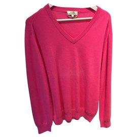 Hermès-Sweaters-Pink