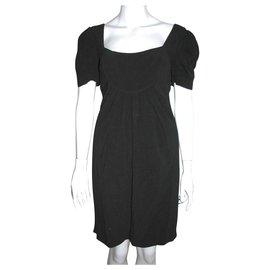 Temperley London-Little black dress-Black