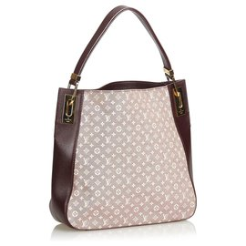 Louis Vuitton-Louis Vuitton Brown Monogram Idylle Rendez-Vous PM-Brown,Light brown,Dark brown