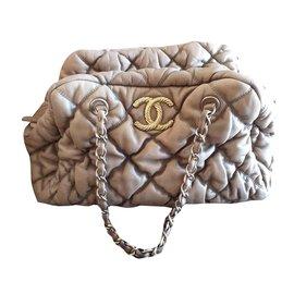 Chanel-bubble-Light brown