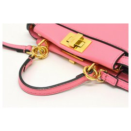 Fendi-Fendi mini peekaboo-Rose
