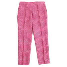 Etro-PINK TEXTURED FR38-Pink