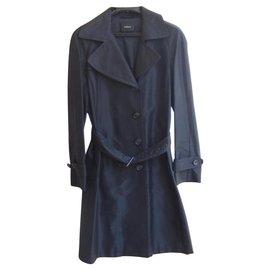 Akris-Coats, Outerwear-Black