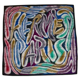 Hermès-Am Stift-Mehrfarben