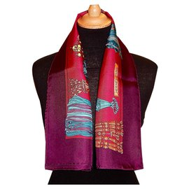 Hermès-PASSEMENTERIE-Multicolore
