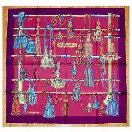 Hermès-PASSEMENTERIE-Multiple colors