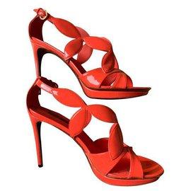 Louis Vuitton-Sandales-Corail