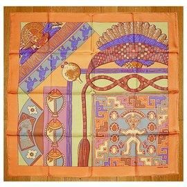 Hermès-HUACA PIRU II-Multicolore
