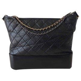 Chanel-SAC CHANEL GABRIELLE-Noir