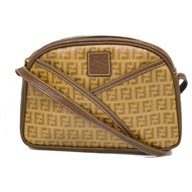 Fendi-Fendi Zucca Shoulder Bag-Other