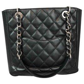 Chanel-Shopping-Noir