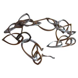 Kenzo-Kenzo silver bracelet-Silvery