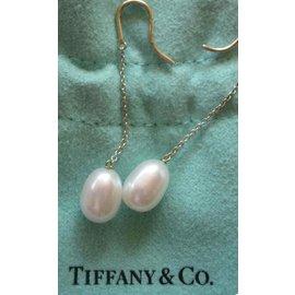Tiffany & Co-Pearls by tha Yard von Elsa Peretti für Tiffany & Co.-Silber,Weiß