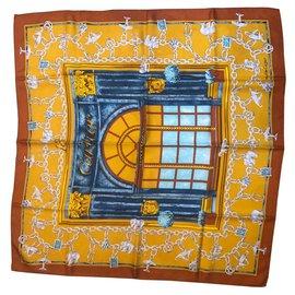 Cartier-Muss de Cartier-Orange,Gelb