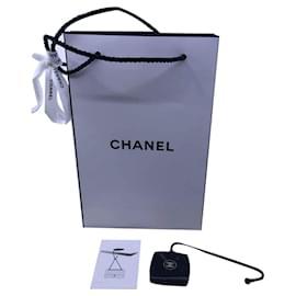 Chanel-Chanel Taschenhalter-Schwarz