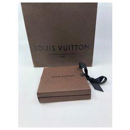 Louis Vuitton-Origami to tie-Brown,White