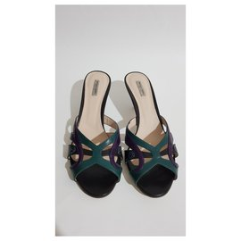 Bottega Veneta-Sandalen-Mehrfarben