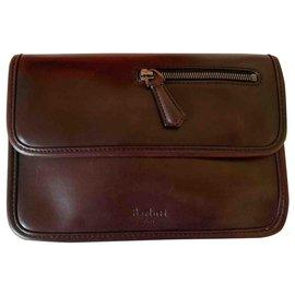 Berluti-Taschen Aktentaschen-Dunkelbraun