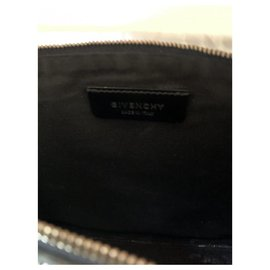 Givenchy-Sacs Porte-documents-Noir,Rouge,Vert