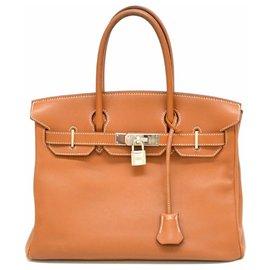 Hermès-HERMES BIRKIN 30-Brown