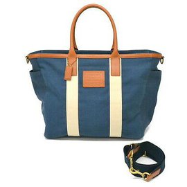 Coach-Coach Tote bag-Blue