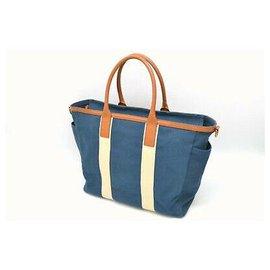 Coach-Coach Tote bag-Blue