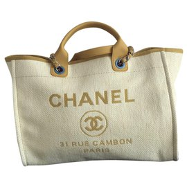 Chanel-Deauville-Yellow