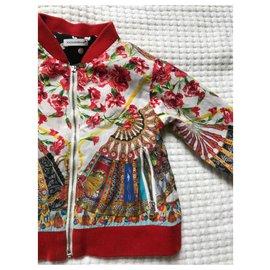 Dolce & Gabbana-Junge Mäntel Oberbekleidung-Mehrfarben