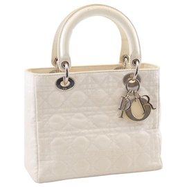 Dior-Dior Lady Dior-White