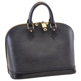 Louis Vuitton-Louis Vuitton Alma-Noir