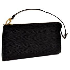 Louis Vuitton-Louis Vuitton Pochette Accessoires-Black